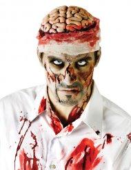 Blodig hjerne - Halloween tilbehør til voksne