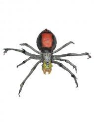 Kæmpe edderkop dekoration 45 cm