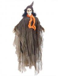 Halloween heksedekoration 90cm