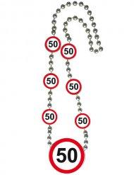 50 års halskæde