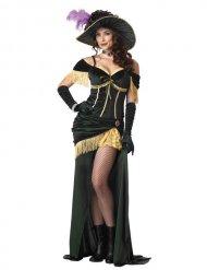 Kostume burlesque danserinde fra 20´erne