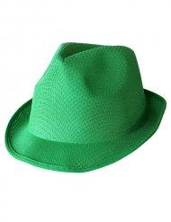 Hat Trilby grøn