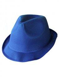Hat Trilby blå