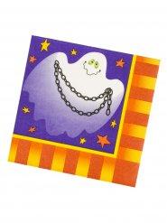 Papirservietter til Halloween 33 x 33 cm
