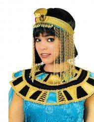 Hovedbeklædning Kleopatra gylden