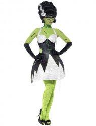 Sexet monster brud kostume kvinde