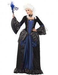 Barok prinsessekostume til kvinder