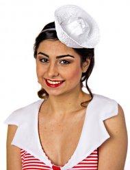 Hårbånd med sømandshat til kvinder