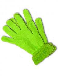 Handsker grønne selvlysende til voksne