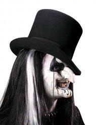 ansigts protese ond harlekin i latex