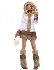 Kostume sexet eskimo til kvinder