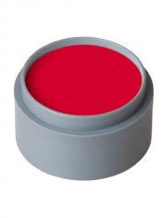 Sminke vandbaseret rød Grimas® 15 ml