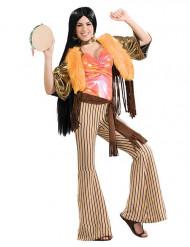 Hippie kostume 60/70