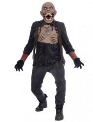 Mutant monster kostume voksen