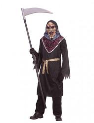 Uhyggelig Døden kostume voksen