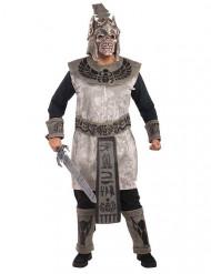 Egyptisk zombie kriger kostume mand