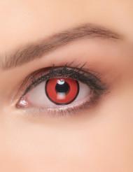 Røde og sorte linser til voksne