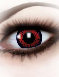 Kontaktlinse varulv Halloween til voksne