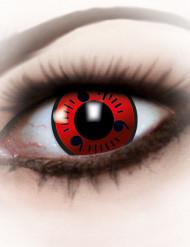 Kontaktlinser røde til voksne