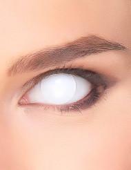 fe1746067709 Kontaktlinse blind hvid til voksne