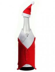 Julebetræk til flaske 24 cm