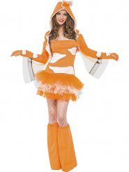 Kostume klovne fisk til kvinder