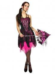 Gotisk kostume kvinde