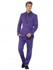 Kostume violet 3 dele