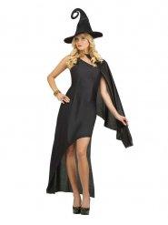 Elegant Halloween heksekostume til kvinder