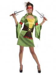 Ninja Turle kostume kvinde