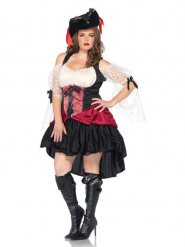 Kostume barok pirat sexet til kvinder