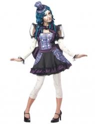 Kostume broken doll til kvinder