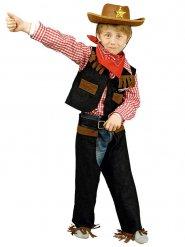 Cowboykostume til drenge
