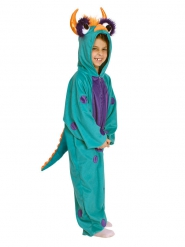 Kostume monster jumpsuit til børn