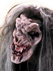 Latex monstermaske til voksne
