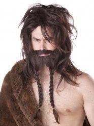 Viking barbar payk mand