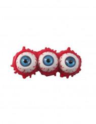 Hårspænde øje