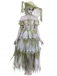 19 århundrede zombie kostume Halloween