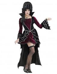 Gotisk vampyr kostume kvinde