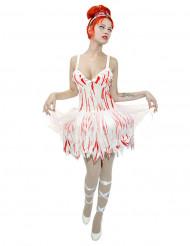 Zombie danser kostume voksen