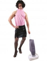 Hjemmegående husmor kostume voksen
