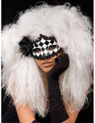Paryk hvid barok kvinde