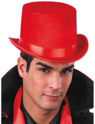 Tophat rød