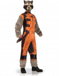 Kostume Rocket Raccoon™ voksen - Guardians of the Galaxy™