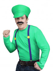 Videospil kostume grøn mand