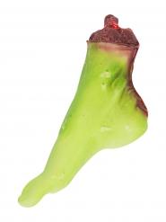 Zombie fod blodig 25 x 7 x 15 cm til Halloween