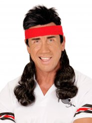 Pandebånd med langt hår