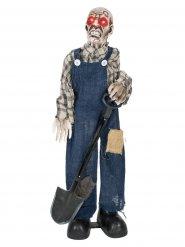 Zombie figur 75 cm