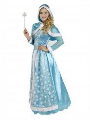 Kostume smuk sneprinsesse til kvinder