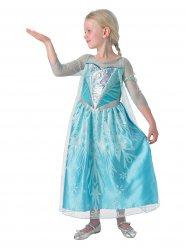 Premium Elsa kostume til piger - Frost™